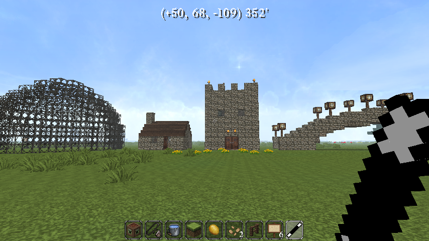 Builder U0026 39 S Helper Mod V2 7  Copy  Paste  Save  Load Mobs  U0026 Structures With Click  With